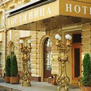 Гостиницы Волжского