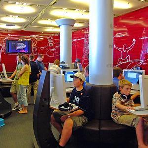 Интернет-кафе Волжского