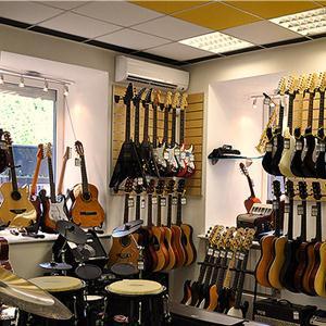 Музыкальные магазины Волжского