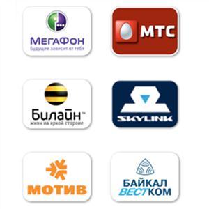 Операторы сотовой связи Волжского