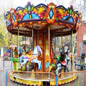 Парки культуры и отдыха Волжского