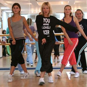 Школы танцев Волжского