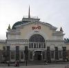 Железнодорожные вокзалы в Волжском
