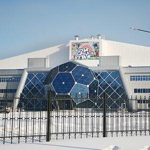 Спортивные комплексы Волжского