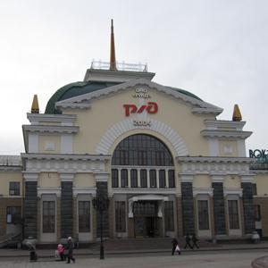 Железнодорожные вокзалы Волжского